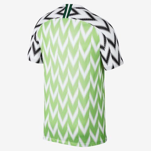 c8063b72d Nigeria Super Eagles Home Kit 2018. Shipping Available. SKU  45699